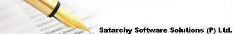 Satarchy Software Solutions (P) Ltd.